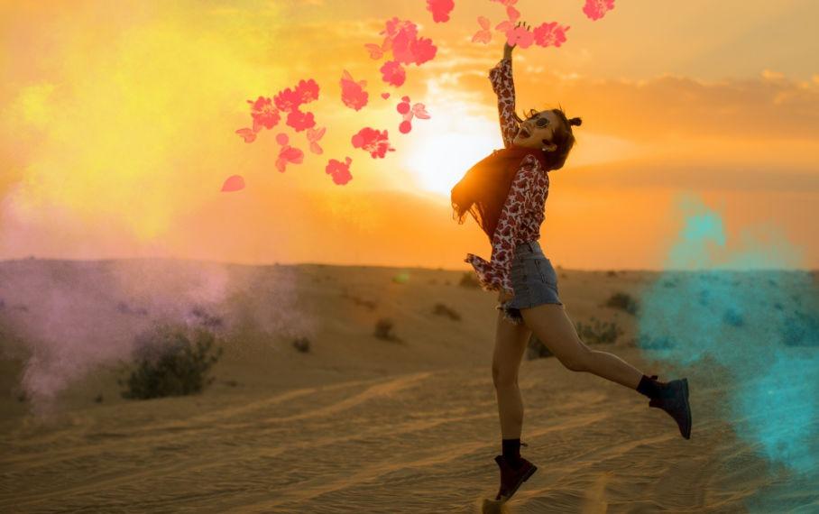 Enneagramm Typ 7: Der begeisterungsfähige Optimist